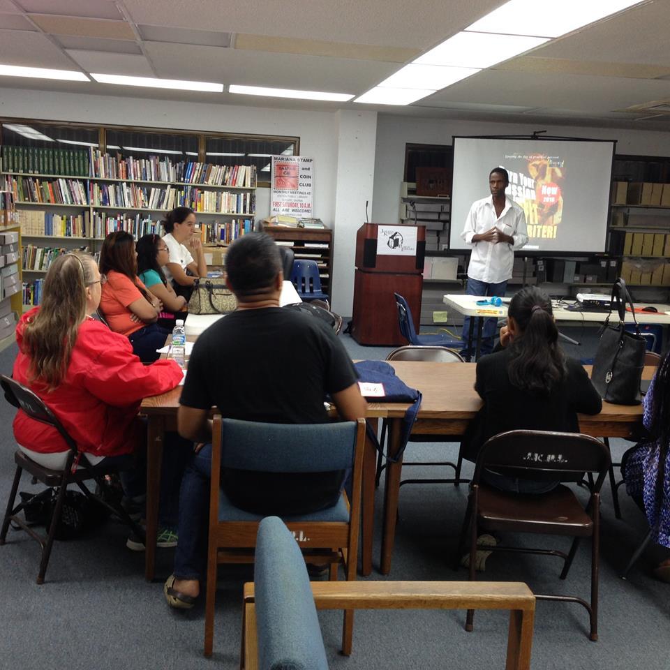 Writers Workshop on Saipan