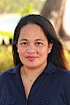 photo of Riza Ramos, author of several books including Drinking Seawater