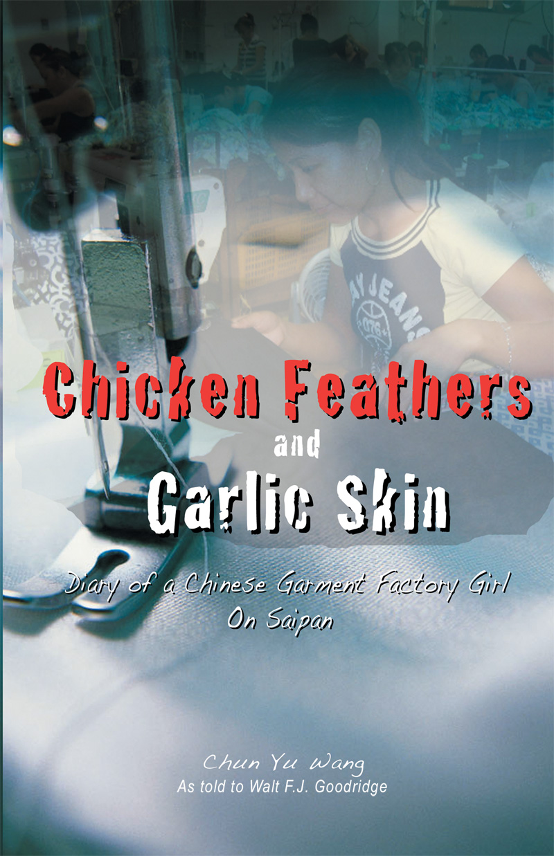 cover of Chicken Feathers and Garlic Skin