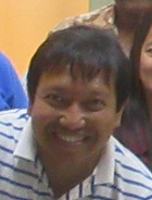 photo of George Gomez, Saipan